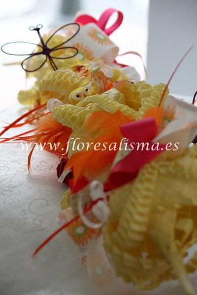 Palmas de Pascua estino tradicional y artesanales en Flores Alisma de Avilés