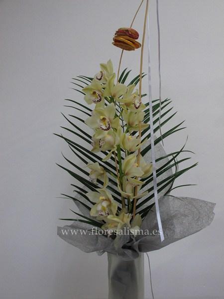 ramo de orquideas
