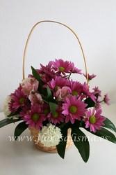 cesta primaveral