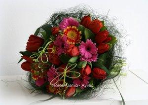 Ramo de flores (Regalo de madrina)