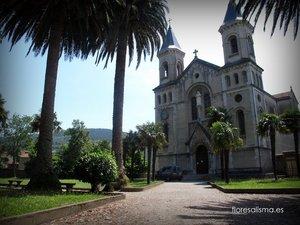 Iglesia de Jesús Nazareno en El Pito - Cudillero