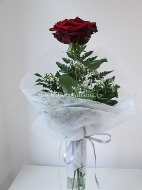 Flores Alisma - Rosa individual