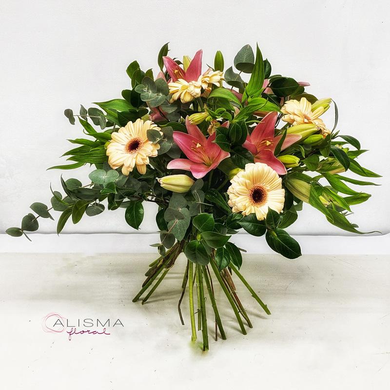 Flores Alisma - Emoción
