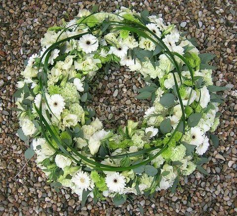 Flores Alisma - Corona blanca  - Flores Alisma