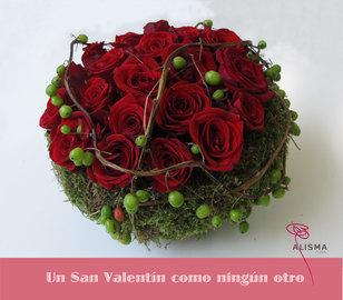 Flores Alisma - San Valentín - Flores Alisma