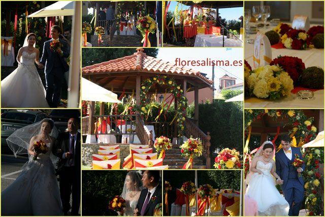 Flores Alisma - Boda Jaime & Sisi - Flores Alisma